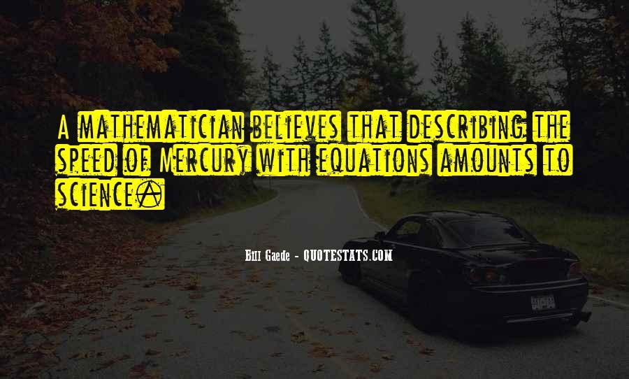 Bill Gaede Quotes #100410