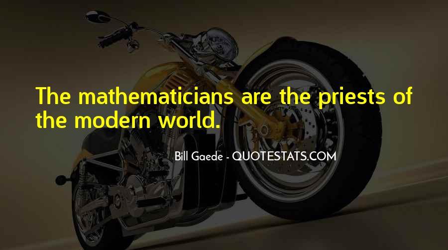 Bill Gaede Quotes #1474504