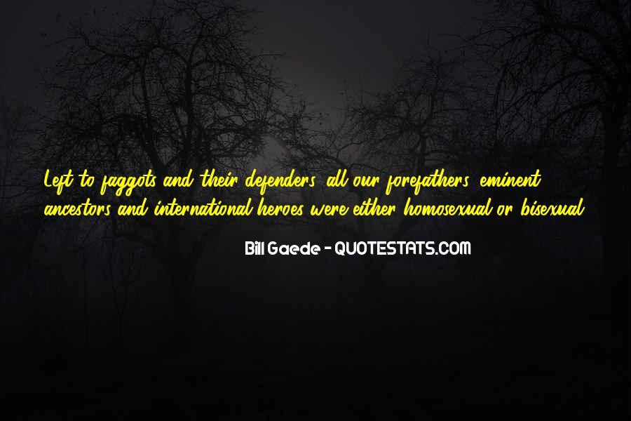Bill Gaede Quotes #1503756
