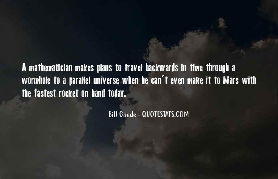 Bill Gaede Quotes #410031