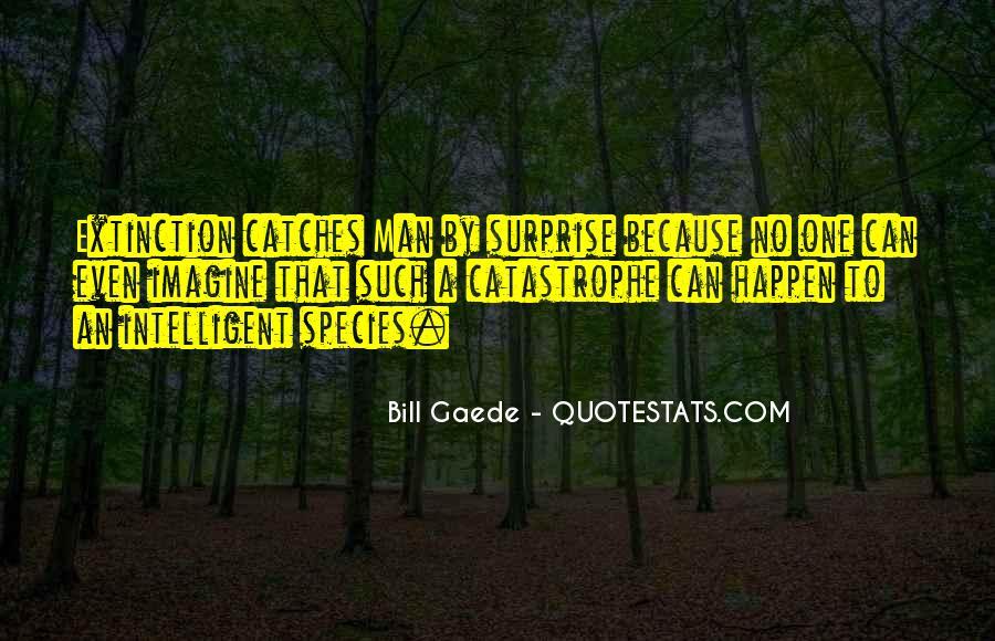 Bill Gaede Quotes #971592