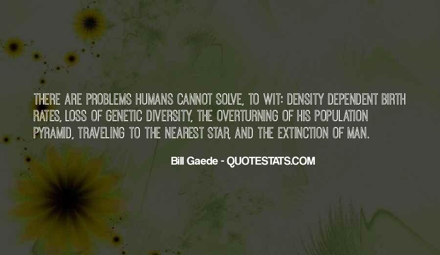 Bill Gaede Quotes #987893