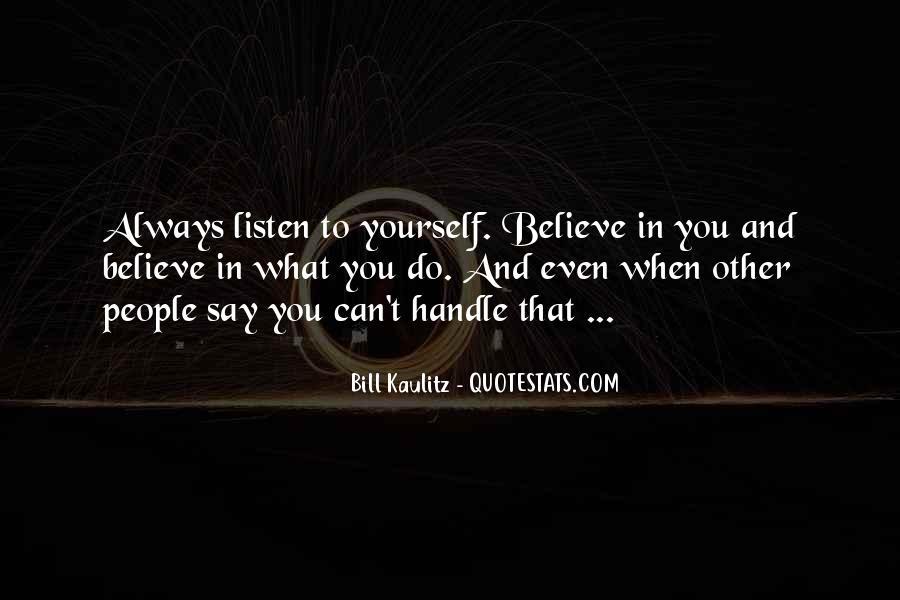 Bill Kaulitz Quotes #1147907