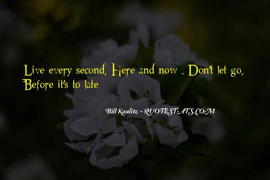 Bill Kaulitz Quotes #1702900