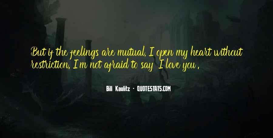 Bill Kaulitz Quotes #339048