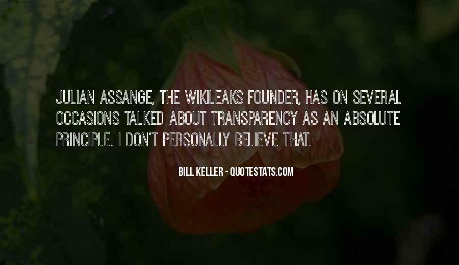 Bill Keller Quotes #1175386