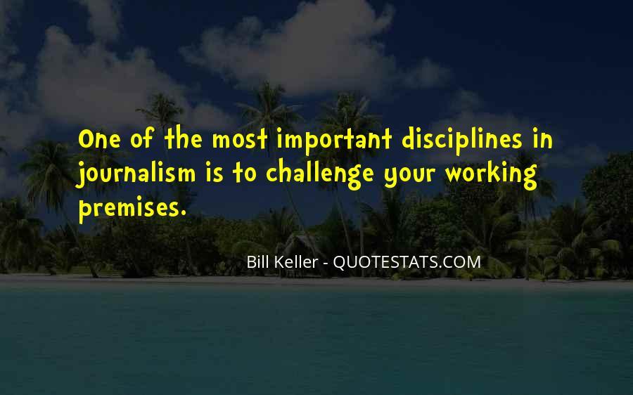 Bill Keller Quotes #187557