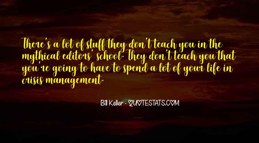 Bill Keller Quotes #385141
