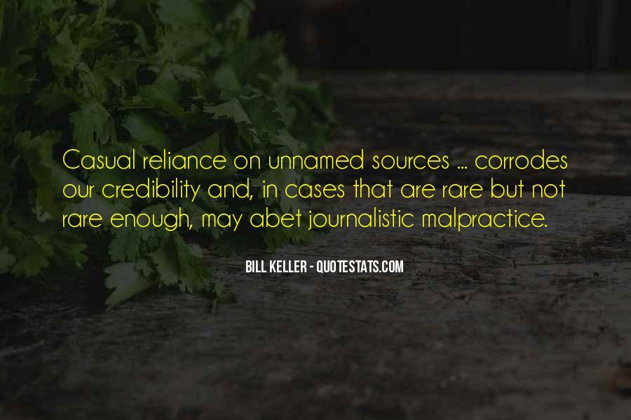 Bill Keller Quotes #637087
