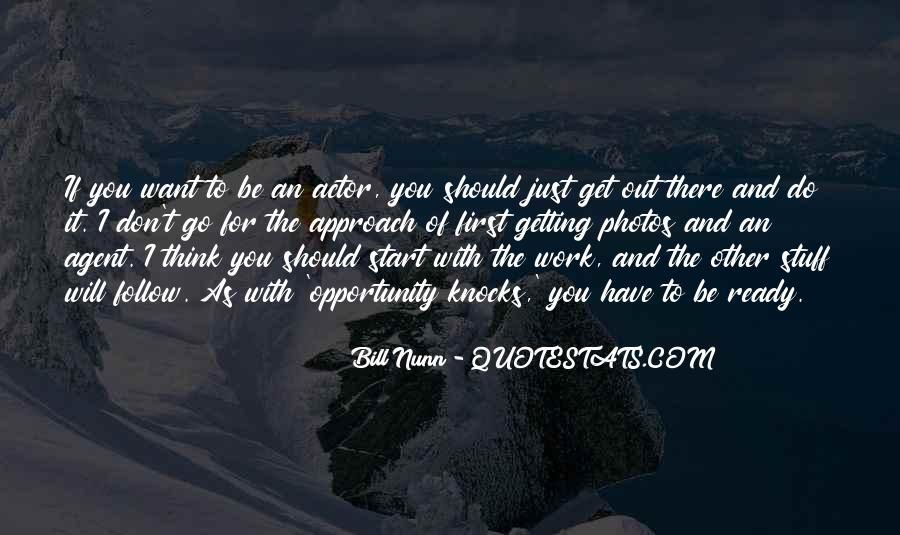 Bill Nunn Quotes #1092714