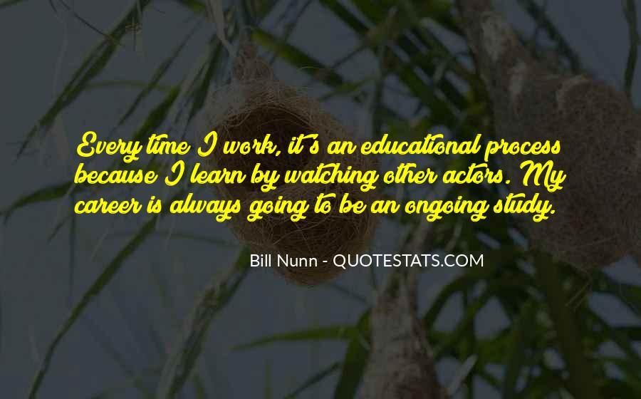 Bill Nunn Quotes #623921