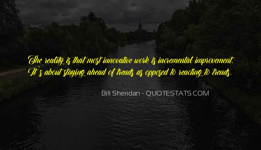 Bill Sheridan Quotes #654741