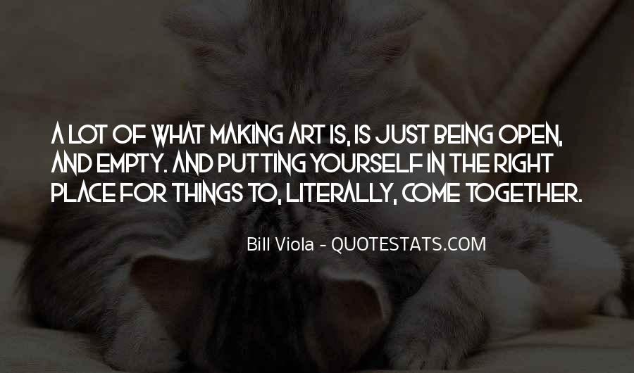 Bill Viola Quotes #136942