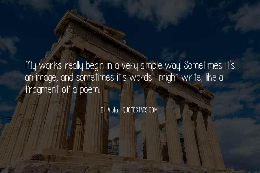 Bill Viola Quotes #1406320