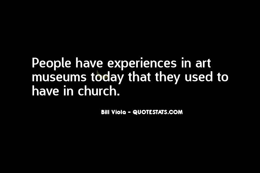 Bill Viola Quotes #162370