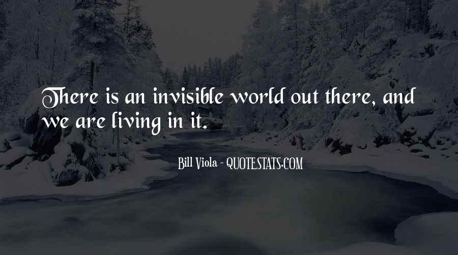 Bill Viola Quotes #491468
