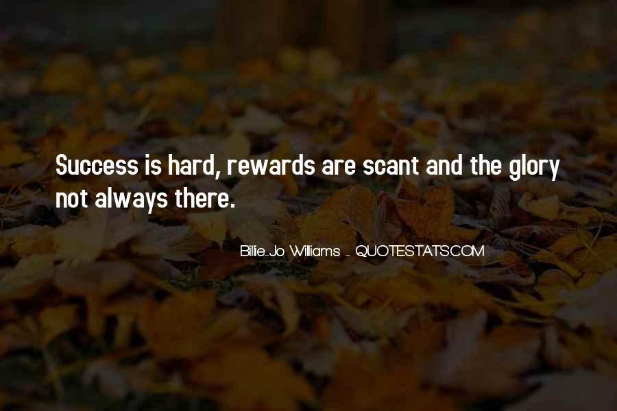 Billie-Jo Williams Quotes #1279445