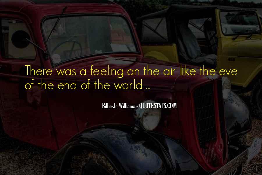 Billie-Jo Williams Quotes #438250