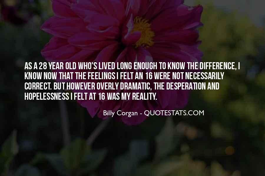 Billy Corgan Quotes #1104328
