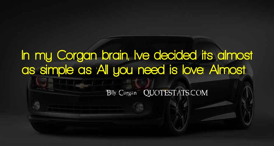 Billy Corgan Quotes #1412459