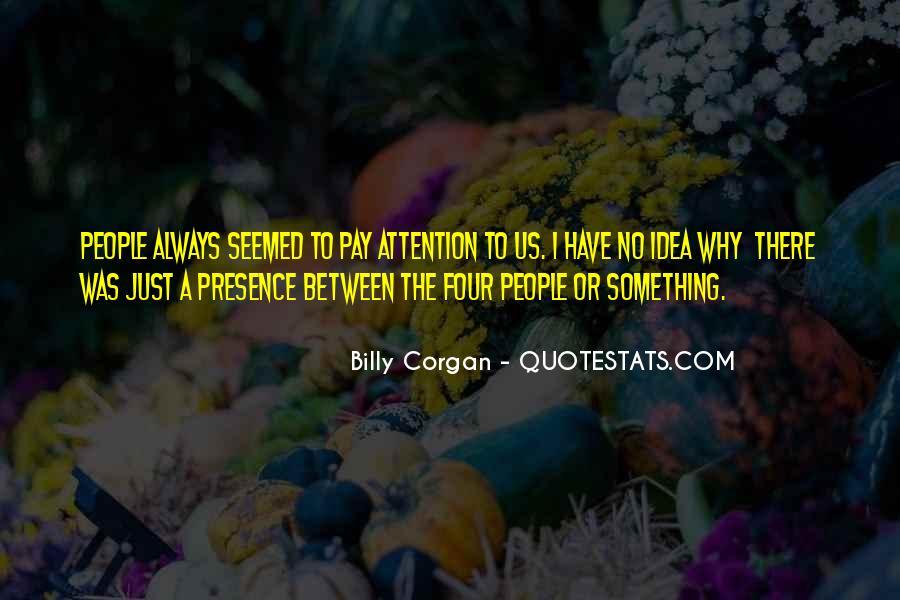 Billy Corgan Quotes #1858563