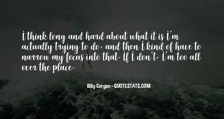 Billy Corgan Quotes #291734