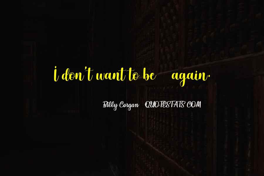 Billy Corgan Quotes #317417