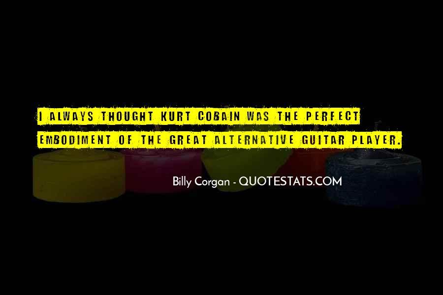 Billy Corgan Quotes #443141