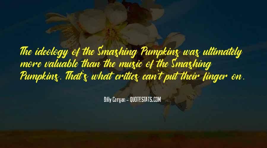 Billy Corgan Quotes #602301