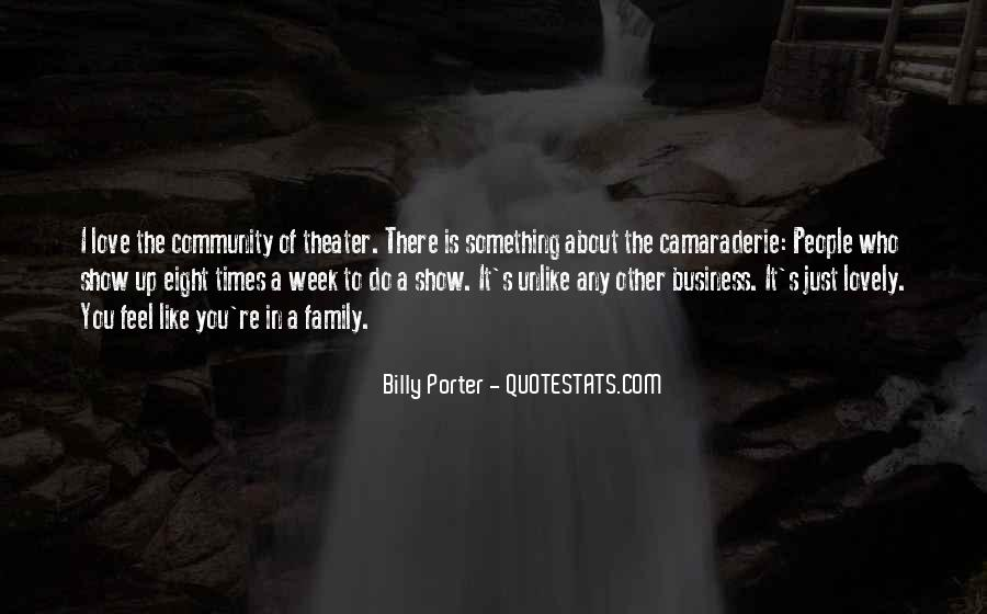 Billy Porter Quotes #1043986