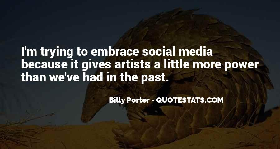 Billy Porter Quotes #127648