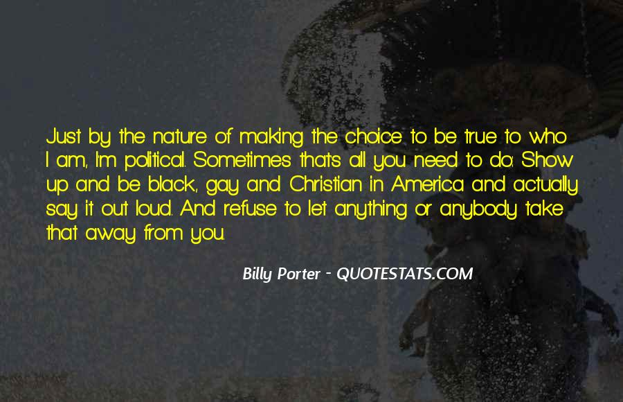 Billy Porter Quotes #295771