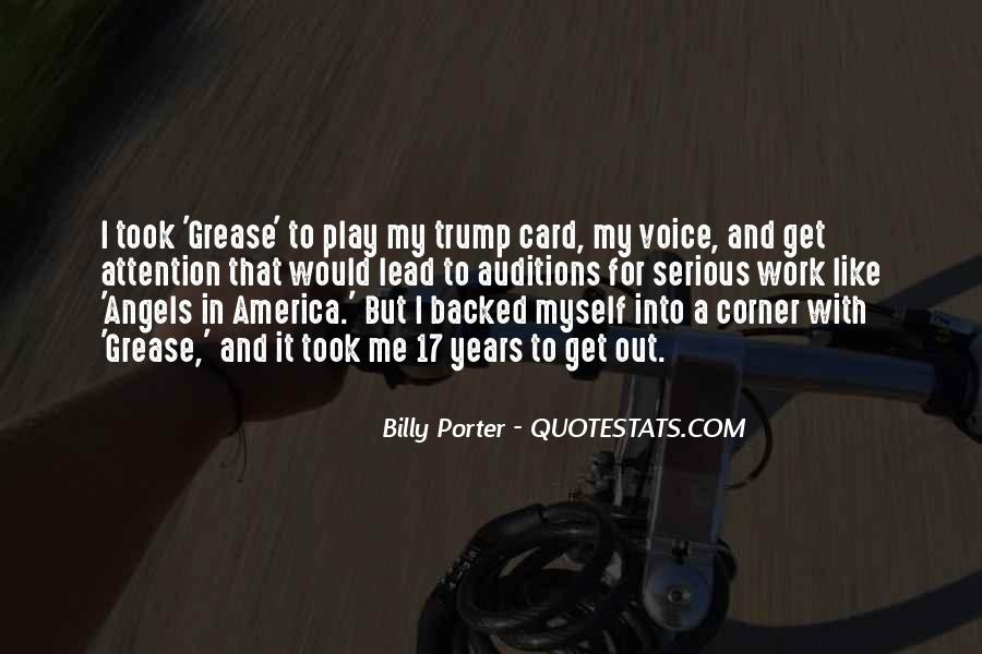 Billy Porter Quotes #787206