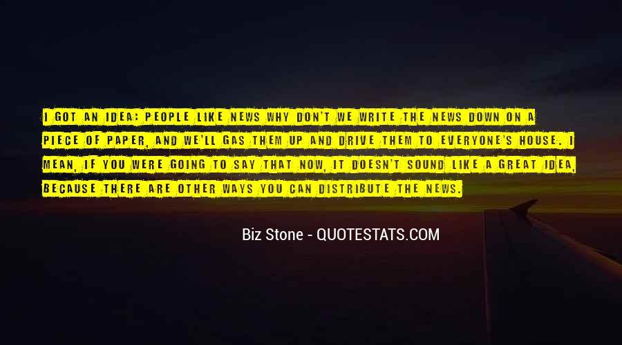 Biz Stone Quotes #257073