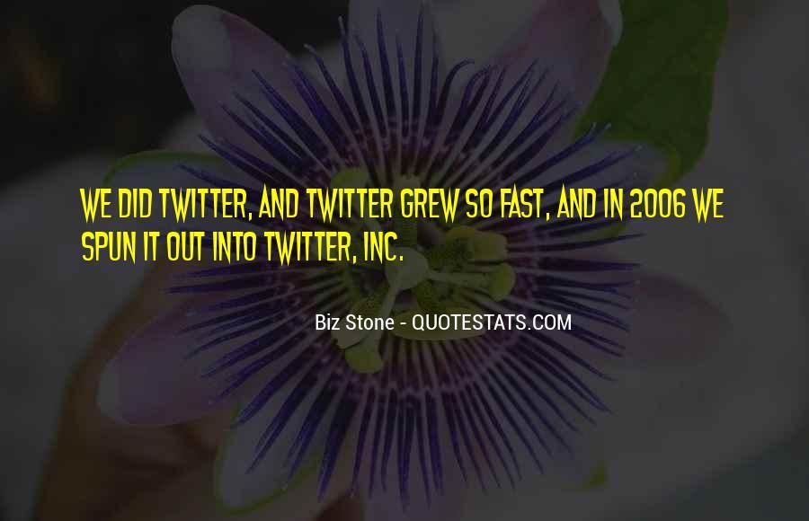 Biz Stone Quotes #851743