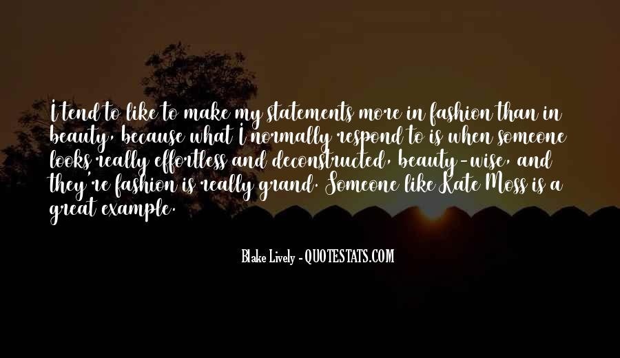 Blake Lively Quotes #124842