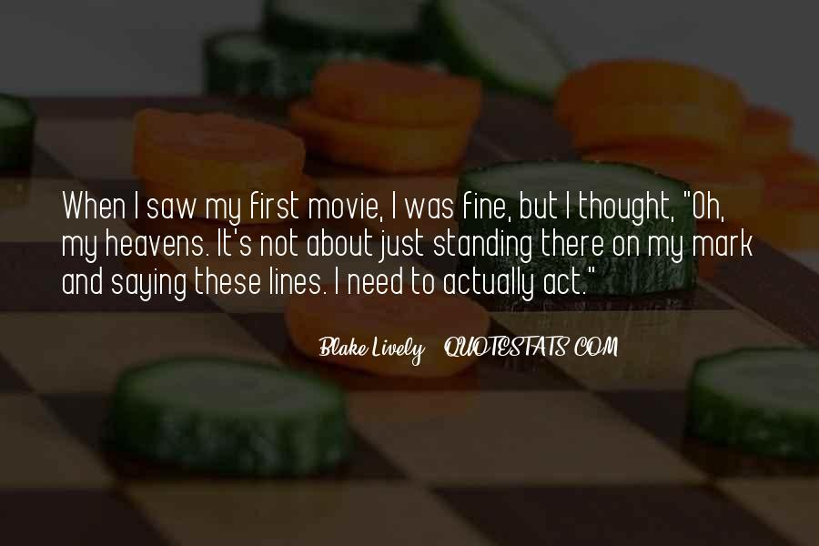 Blake Lively Quotes #459344