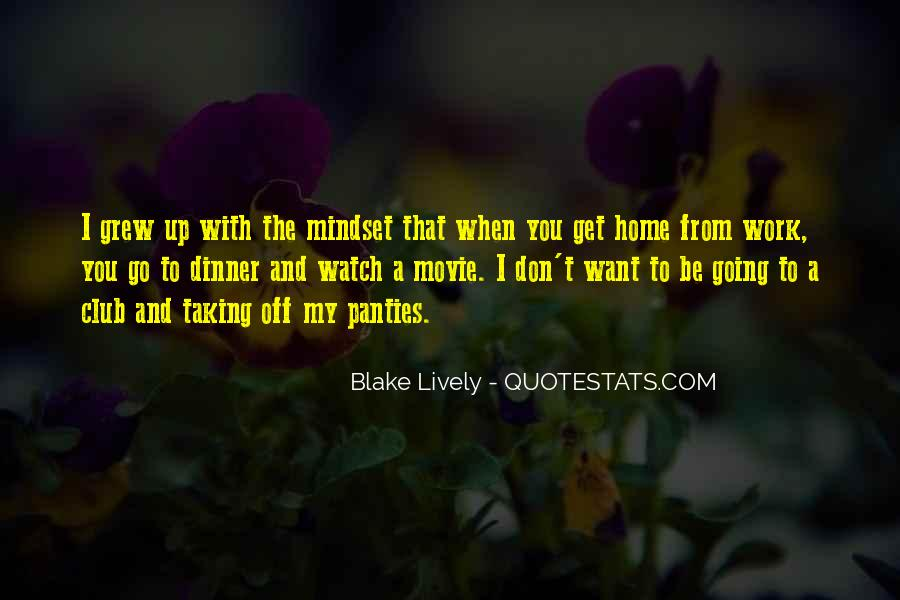 Blake Lively Quotes #617223
