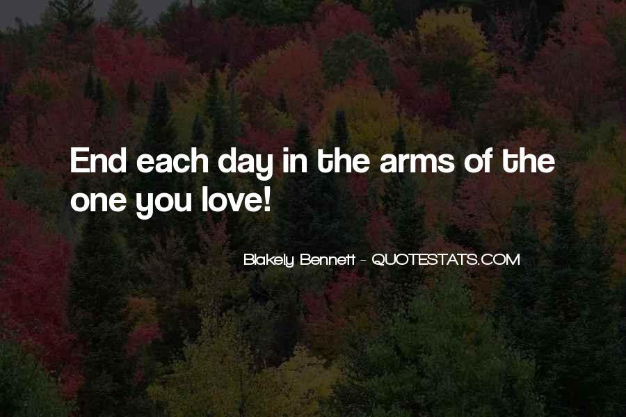 Blakely Bennett Quotes #82766