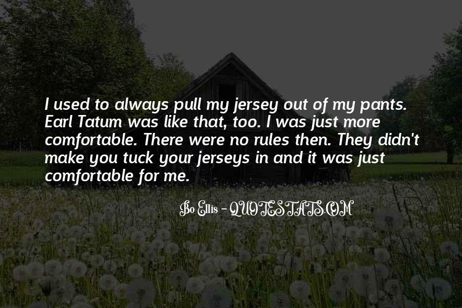 Bo Ellis Quotes #1729370