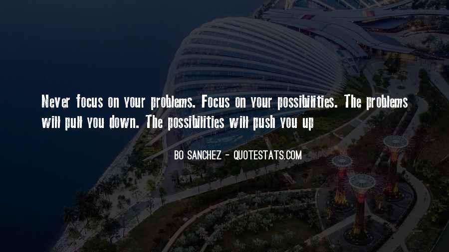 Bo Sanchez Quotes #1072958