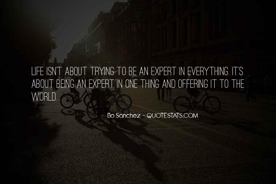 Bo Sanchez Quotes #1199508