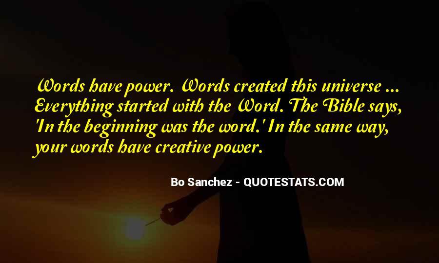 Bo Sanchez Quotes #1283149