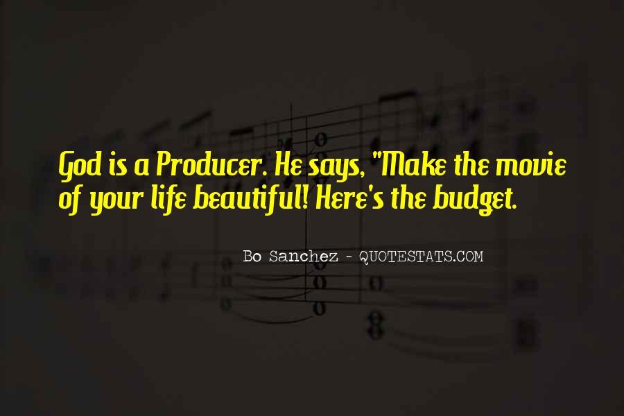 Bo Sanchez Quotes #1487479