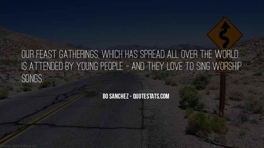 Bo Sanchez Quotes #1544390