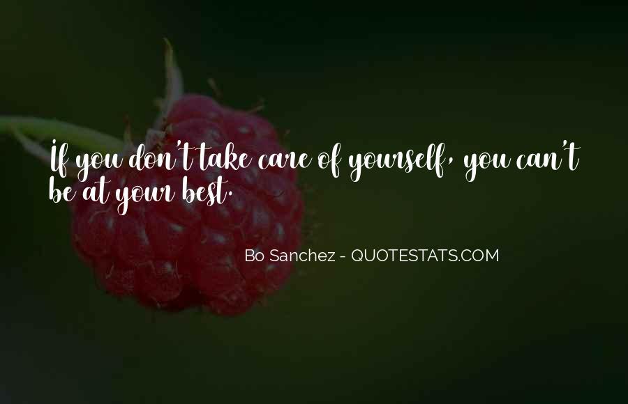 Bo Sanchez Quotes #241438
