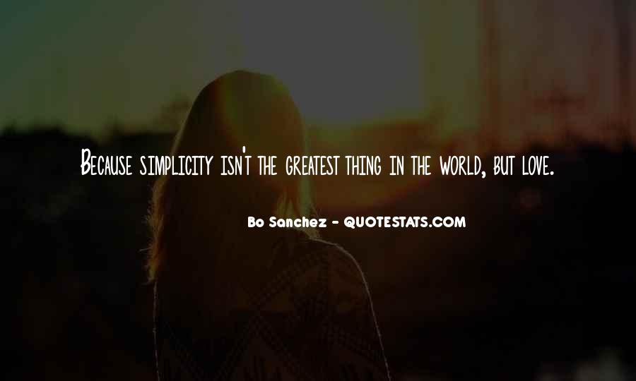 Bo Sanchez Quotes #957476