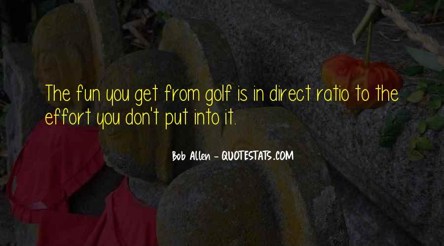 Bob Allen Quotes #311638