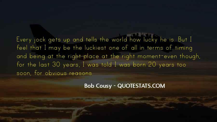 Bob Cousy Quotes #1157705