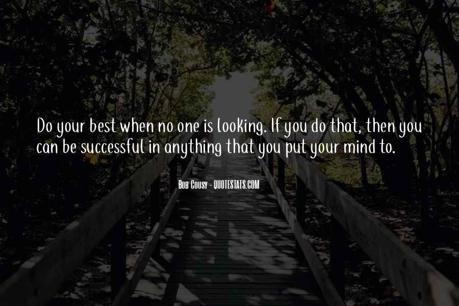 Bob Cousy Quotes #1285032